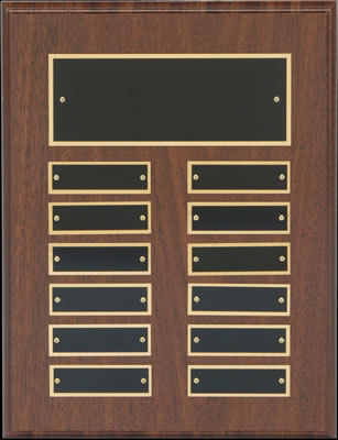 Cherry Perpetual Plaque